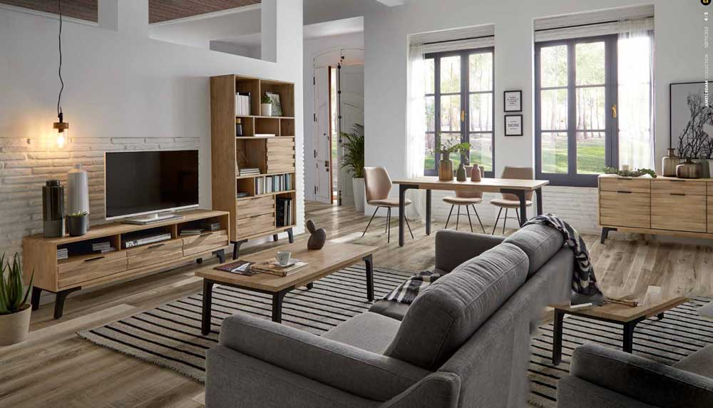 Muebles modernos de diseño colección Amsterdam