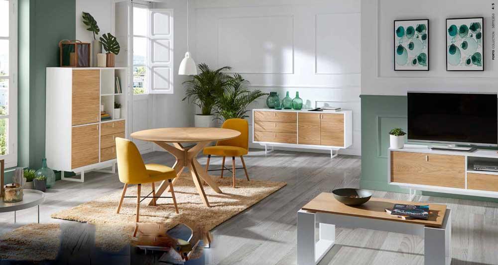 Muebles modernos de diseño colección Porto