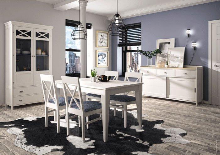 Financiación de muebles de estilo clásico de SEYS
