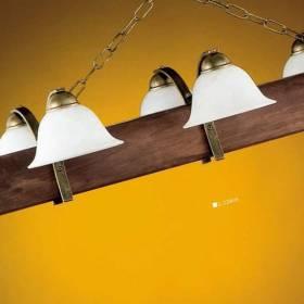 LAMPARAS DE TECHO RUSTICAS