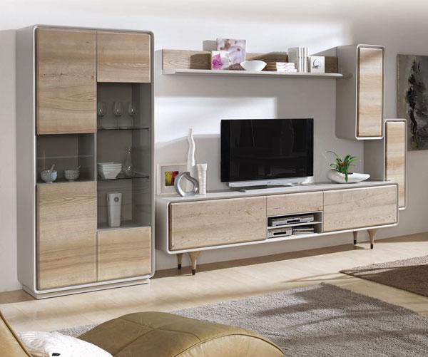 mueble contemporáneo colección YOOP