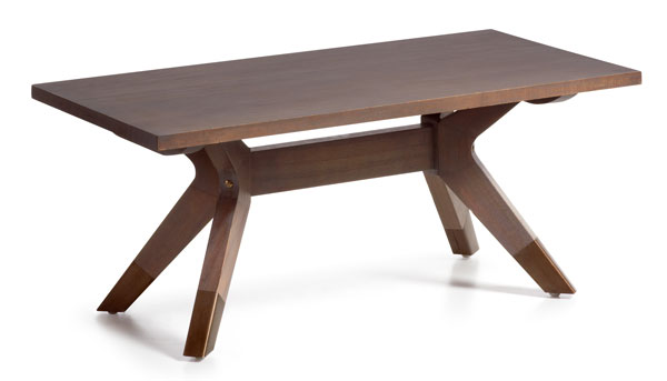 mesa colonial comedor fija