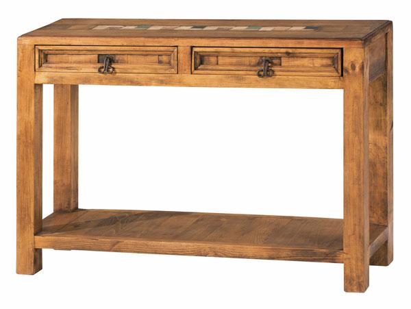 Recibidores rusticos online - Mueble recibidor rustico ...