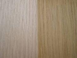 blanqueo de la madera en muebles rústicos