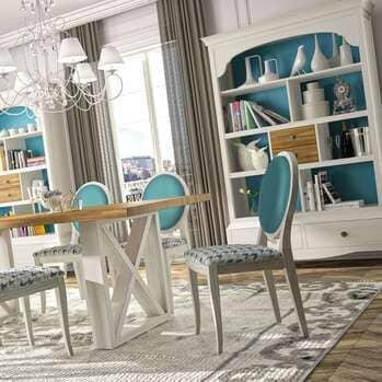 Muebles clásicos