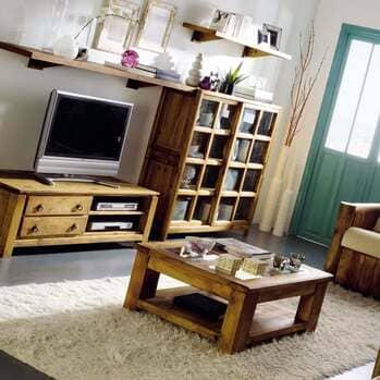 Muebles rústicos y mexicanos