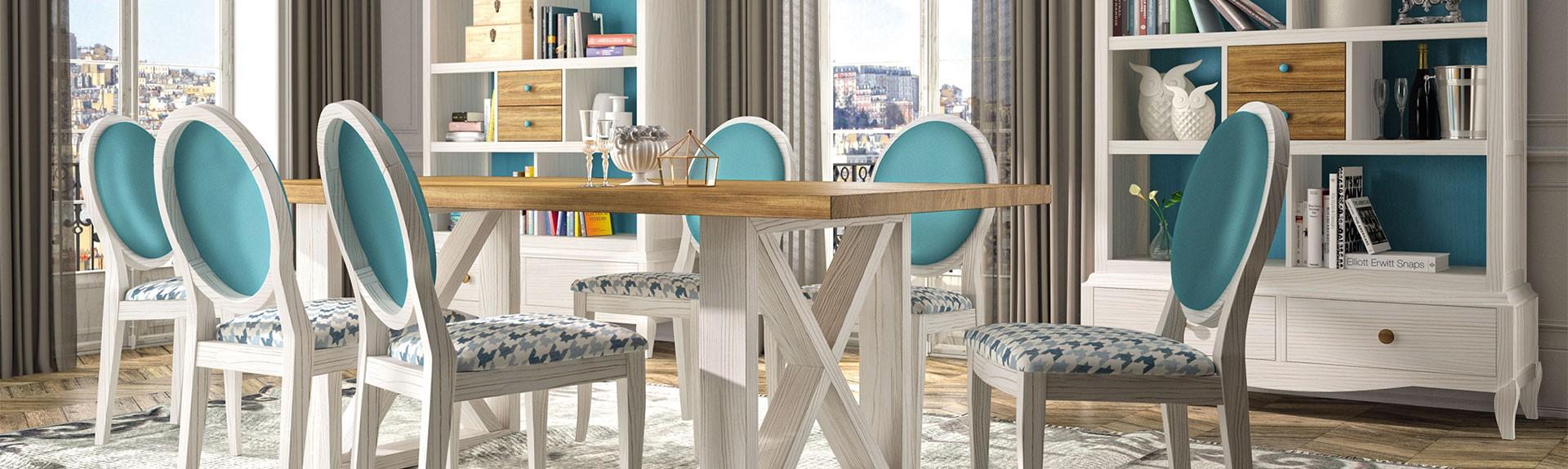Rústico Colonial - Tienda de Muebles Online de Máxima Calidad